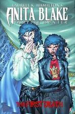 Anita Blake, Vampire Hunter: The First Death, Laurell K. Hamilton, Jonathan Gree