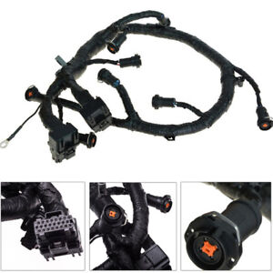 ficm fuel injector wiring harness powerstroke diesel ford. Black Bedroom Furniture Sets. Home Design Ideas
