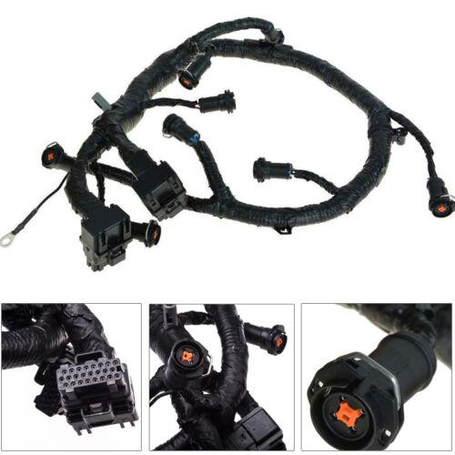 FICM Fuel Injector Wiring Harness Powerstroke Diesel Ford F250 F350 5C3Z9D930A