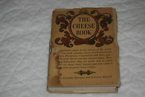 The-Cheese-Book-by-Patricia-Haskell-and-Vivienne-Marquis-1965-Hardcover