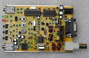 40m-Super-Rock-Mite-QRP-CW-Transceiver-Shortwave-HAM-Radio-Completed-board