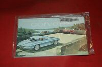 1963 Owners Manual C2 Corvette - Operations Manual - - We Ship World Wide -
