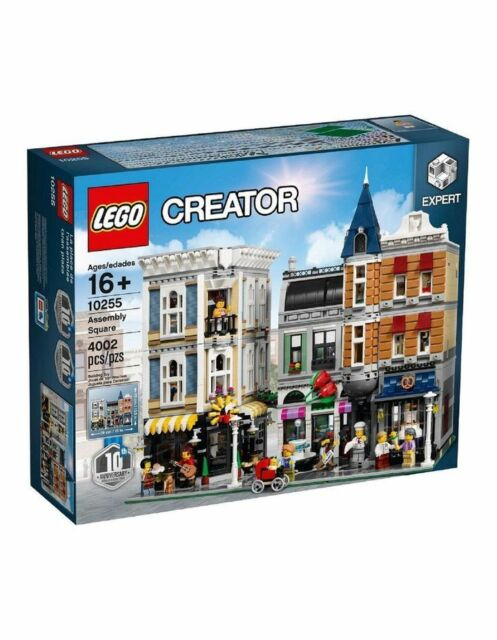 NEW LEGO Creator Expert Assembly Square 10255