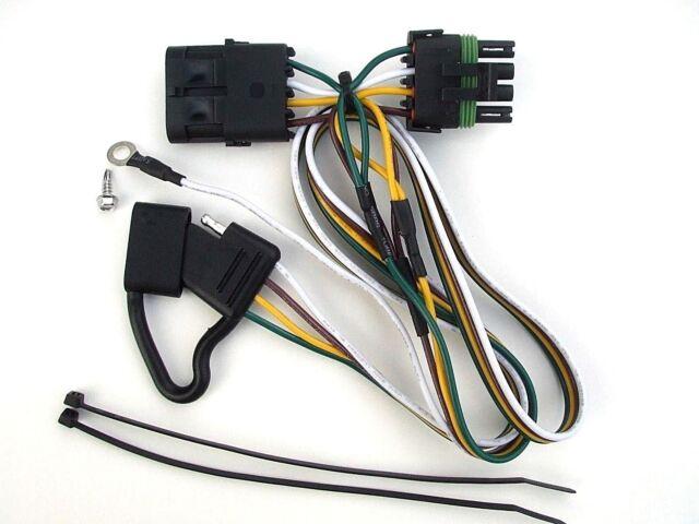 92 99 gmc yukon trailer wiring harness 4 way t connector tow hitch92 99 gmc yukon trailer wiring harness 4 way t connector tow hitch