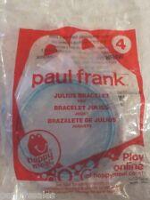 McDonald's Paul Frank Julius Bracelet Toy #4 2012