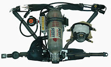 SCOTT 4.5 AP50 SCBA 2002 Edition  w/ HUD's & RIT Etc..- OVERHAULED READY TO USE!