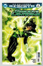 Green Lanterns #2 (Early September 2016, DC)