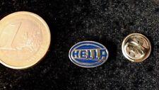Hella Leuchten Lampen Automotive Logo Pin Badge Schriftzug