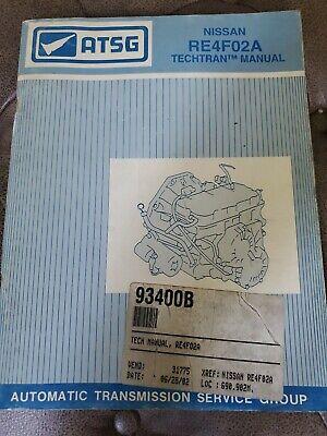 Other Car Manuals ATSG Ford C-5 Techtran Transmission Repair ...