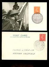 CZECHOSLOVAKIA WW2 FIELD POST on GB 1942-3 ANNIV.CLOSING UNIVERSITIES...2 ITEMS