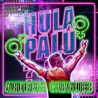 ANDREAS GABALIER - HULAPALU (2-TRACK)  CD SINGLE NEU