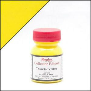 Angelus Collector Edition Lederfarbe Thunder Yellow 29,5ml (26,95€/100ml)