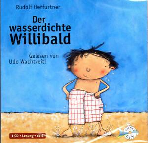 Der-wasserdichte-Willibald-Hoerbuch-CD-NEU-OVP