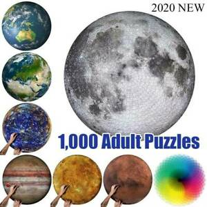 The Moon Puzzle 1000 Pieces Jigsaw Puzzle Kids Adult Planets Maps Jigsaw Puzzles