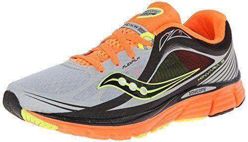 Saucony Mens Kinvara 5 Vizi Glo Running shoes- Select SZ color.