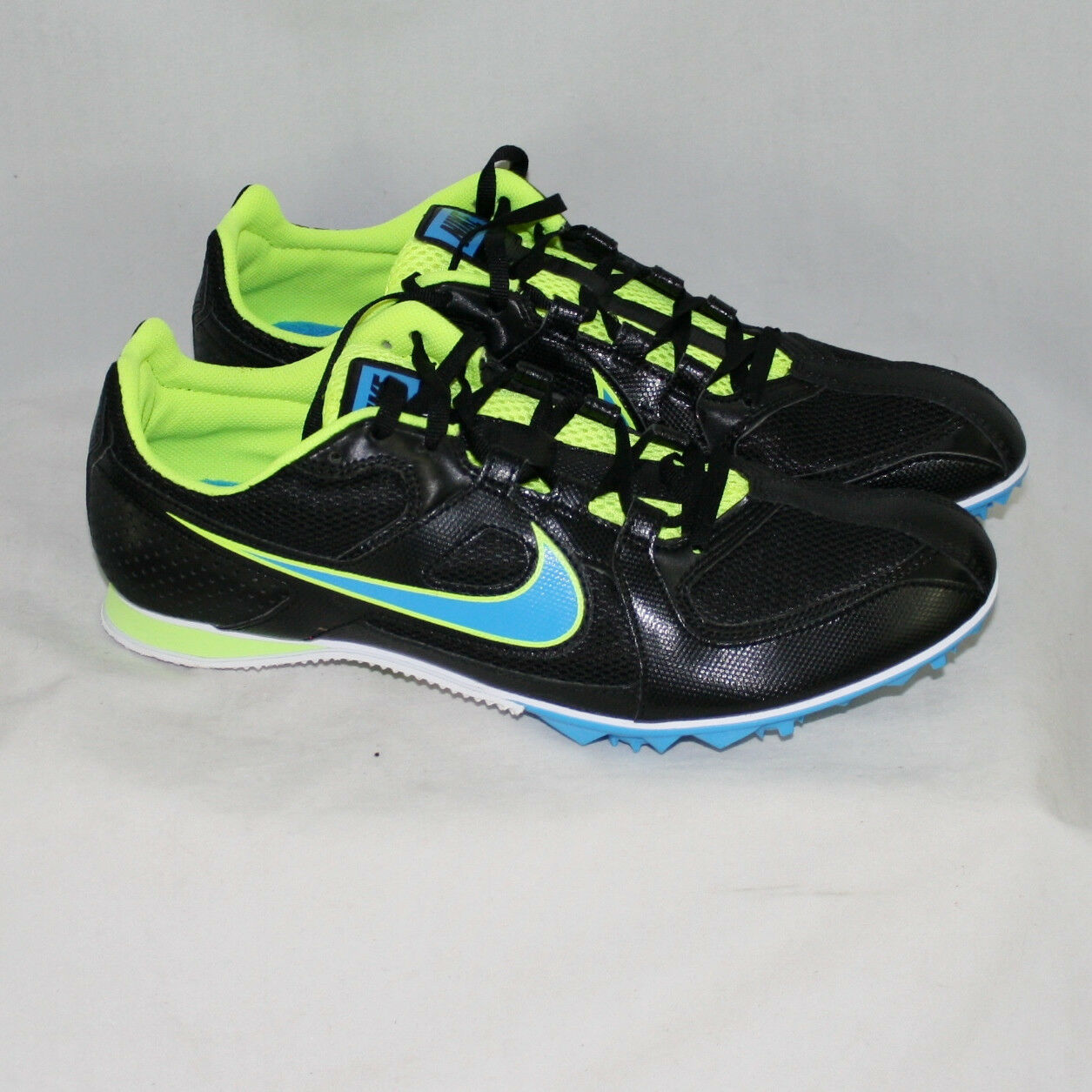 Nike Mens Zoom Rival MD 6 Multi-UseTrack Sprint Shoes Spikes 468648-041