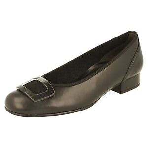 Ladies Gabor Wide Fitting Shoes - 56