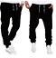 Men-039-s-Casual-Jogger-Sportwear-Baggy-Harem-Pants-Slacks-Trousers-Sport-Sweatpants miniatura 36