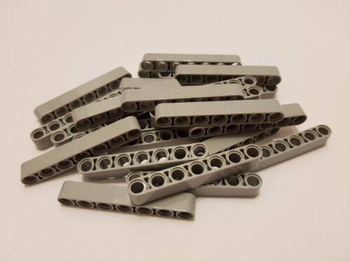 lumière gris bleuâtre Lego 32524 Technic Liftarm 1 x 7 épais