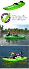 Lifetime 10' Sit-on-Top Kayak - 90116 Tandem Kayak - Lime
