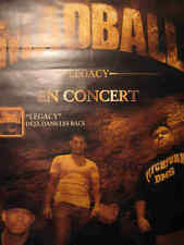 MADBALL - Affiche  Originale / Original Concert Large Poster - 78 x 118
