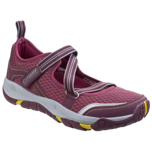 Summer Cotswold Ballet Ladies Casual Shoes On Slip Flat Norton Hikers Walking rxp4tpYw