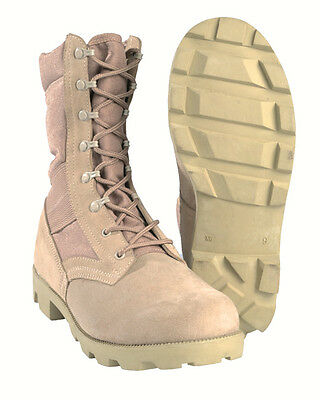 US Kampfstiefel Speed Lace desert, Stiefel        -NEU-