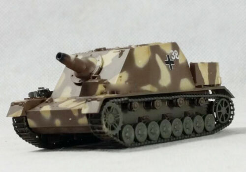 WWII GERMAN BRUMMBAR EASTERN FRONT 1944 1//72 tank easy model finished