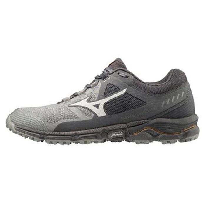 Mizuno Wave Daichi 5 Men's Running Shoes Jogging Outdoor Metal NWT J1GJ207146