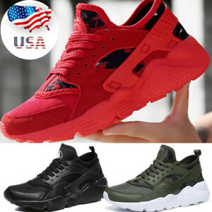Mens-Flyknit-Casual-Breathable-Shoes-Sports-Running-Athletic-Sneakers-Size-7-13
