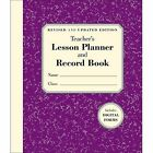 The Teacher's Lesson Planner and Record Book by Stephanie Embrey (Mixed media product, 2015)