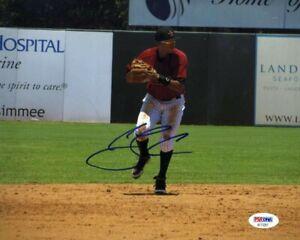 Carlos-Correa-PSA-DNA-Coa-Autograph-Hand-Signed-8X10-Photo