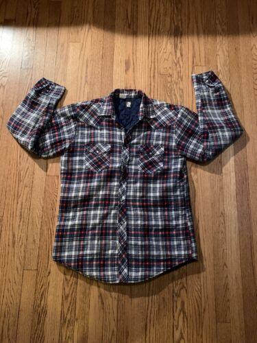 karman quilted western shirt jacket - image 1