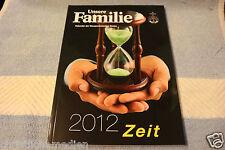 NAK - Kalender 2012 ZEIT mit CD-  Unsere Familie Neuapostolische Kirche NEU