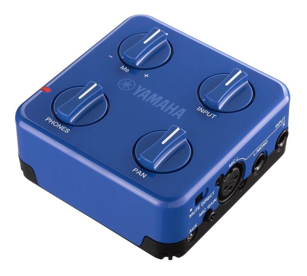 YAMAHA SC-02 SessionCake Personal Portable Modular Mixer Amp Jamming Keyboard