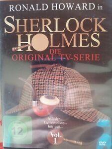 Sherlock-Holmes-Collector-039-s-Vol-1-2010-Ronald-Howard