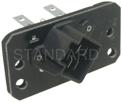 HVAC Blower Motor Resistor Rear Standard RU-402