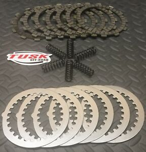 HYspeed Clutch Kit and Cover Gasket with HD Springs HONDA TRX 450R 450ER 04-14