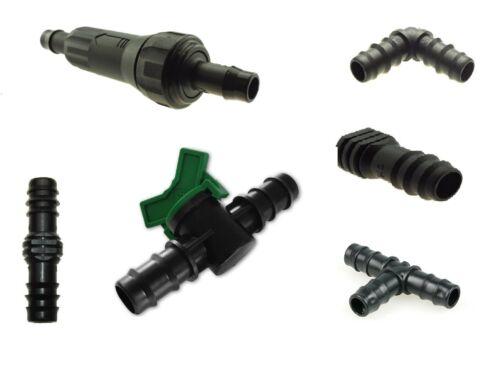 13mm ID 16mm od giardino micro irrigazione sistema irrigazione connettori-voce Multi