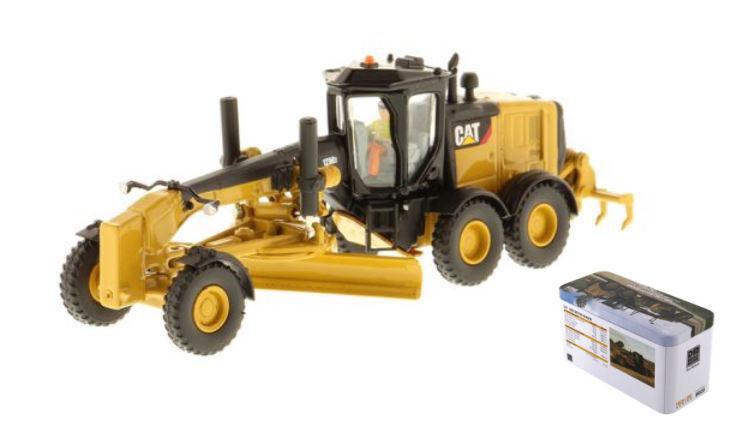 a la venta Cat 12m3 Motor Grader 1 1 1 87 Model DIECAST MASTERS  suministro de productos de calidad