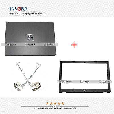 HP 15-BS015DX 15-BW032WM 15-BS 15T-BS 15-BW Lcd Back Cover Black Hinges USA