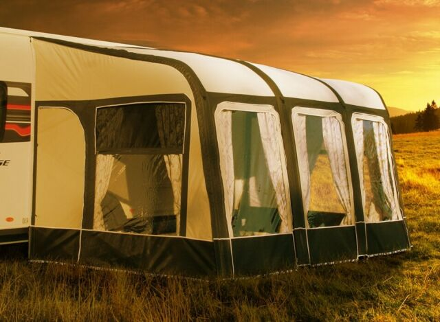 Bradcot Aspire Air 260 Inflatable Caravan Porch Awning For Sale Ebay