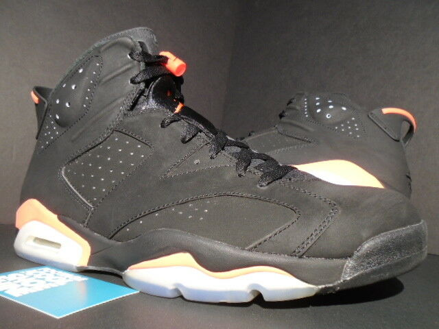 DS 2014 Nike Air Jordan Retro VI 6 Black Infrared Size 12 Deadstock  883153090988 for sale online  7ee1bce33