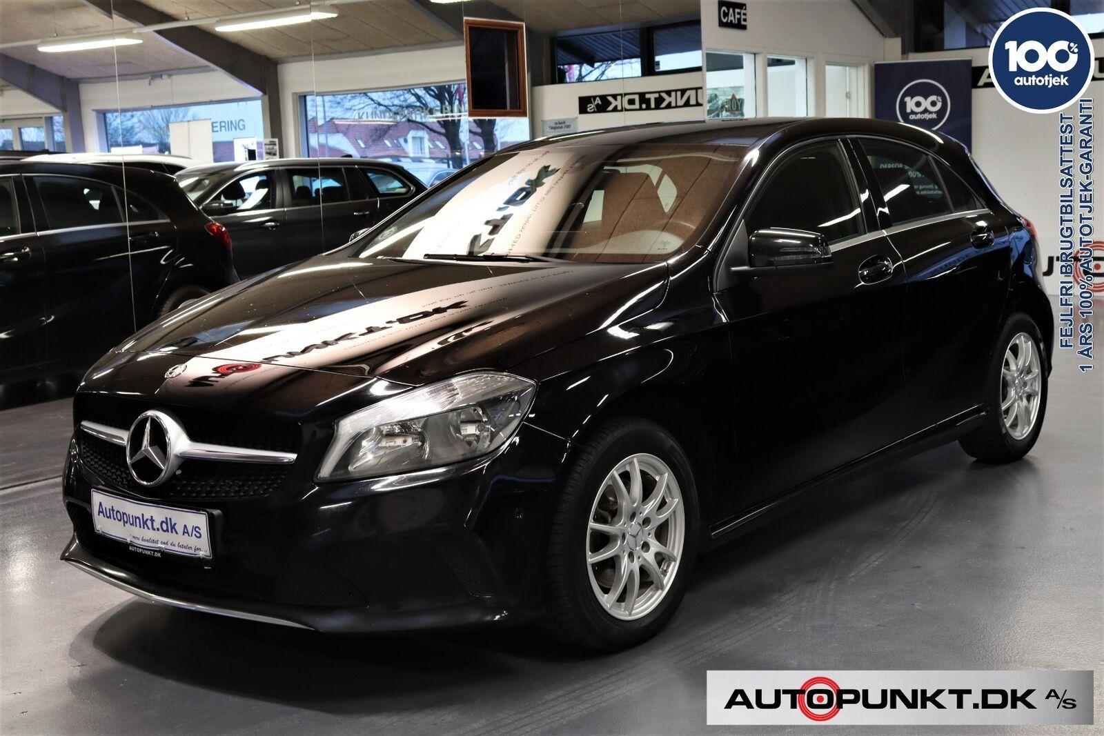 Mercedes A200 d 2,2 Business aut. 5d - 229.700 kr.
