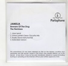 (GJ184) Jamelia, Beware Of The Dog - DJ CD