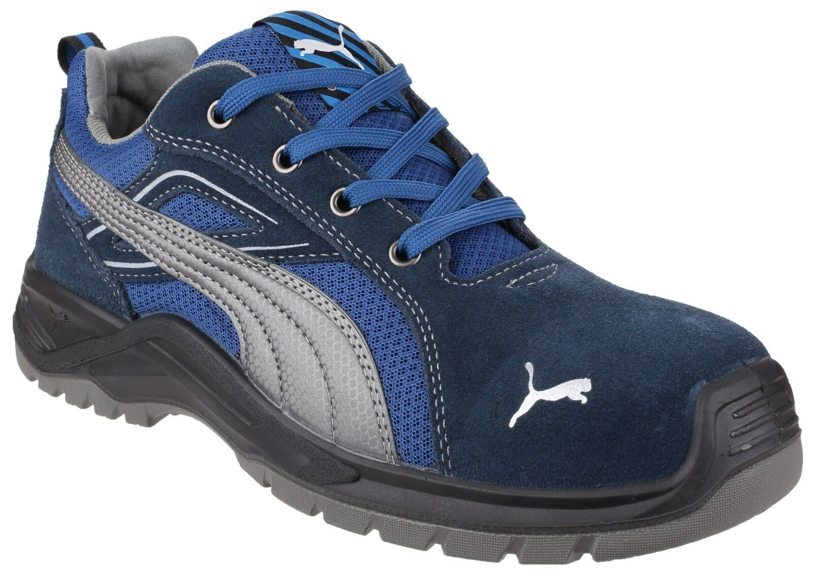Puma Omni Sky Low Safety Mens Industrial Industrial Mens Work Trainers Shoes UK6.5-12 dc6299