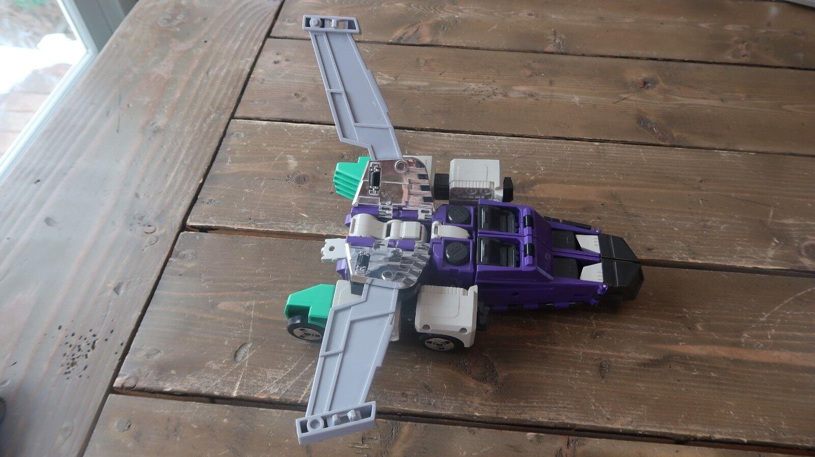 Rare Vintage Transformers G1 Sixshot