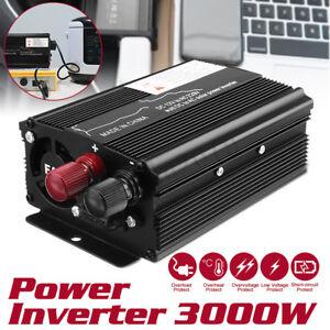 3000W-Car-Solar-Power-Inverter-12-24V-To-110-220V-Modified-Sine-Wave-Converter