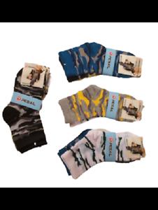 Lot 6 paires chaussettes garçon ,chaussette enfant ,chaussettes coton