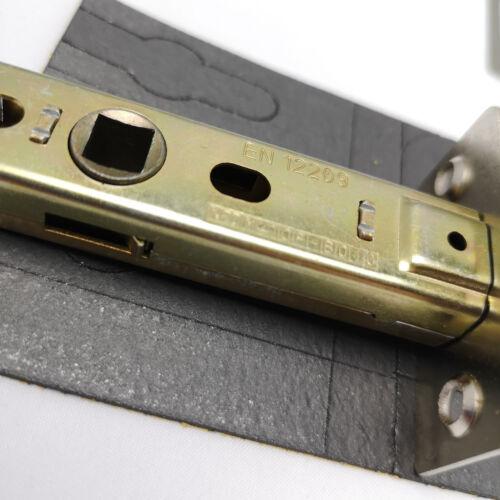 Fire Rated FD30//60 CE Tubular Latch Set Bulk Discount incl. Intumescent Kit